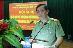 Trung tướng Lê Văn Minh