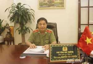 Trung tướng Vũ Thuật