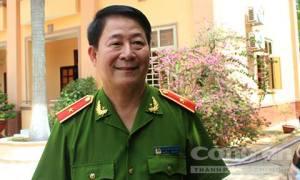 Thiếu tướng Nguyễn Huy Mạ