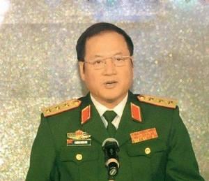 Thượng tướng Phương Minh Hòa