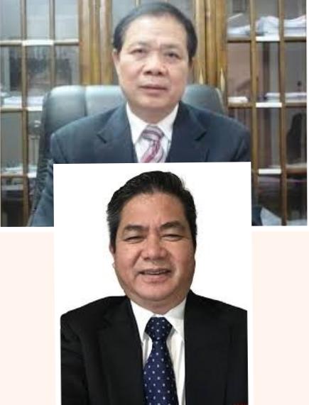 Nguyễn Văn Kim - Hoàng Duy Hùng. Nguồn internet.